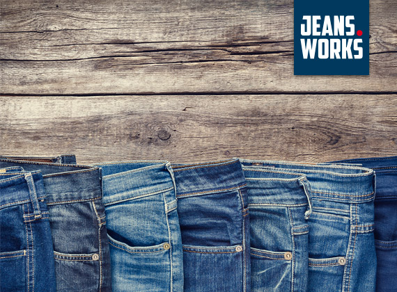 over jeans works perfect looks